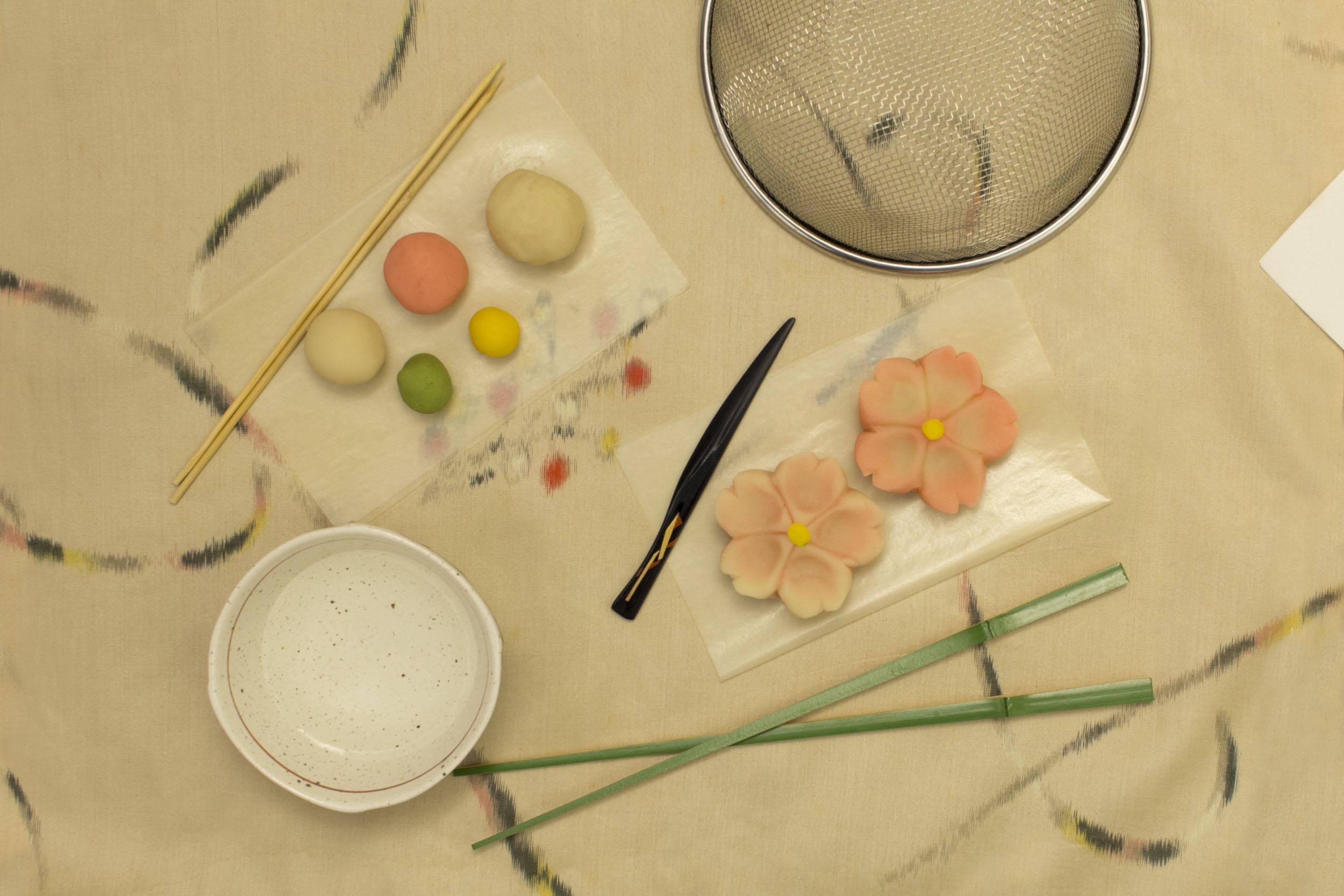Wagashi Workshop & Tea Ceremony