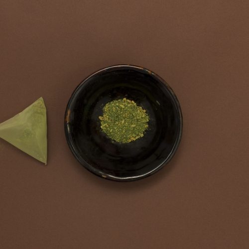 Isshin Den Haag / The Hague: Shop - Japanese - Green Tea - Genmaicha: tea bags