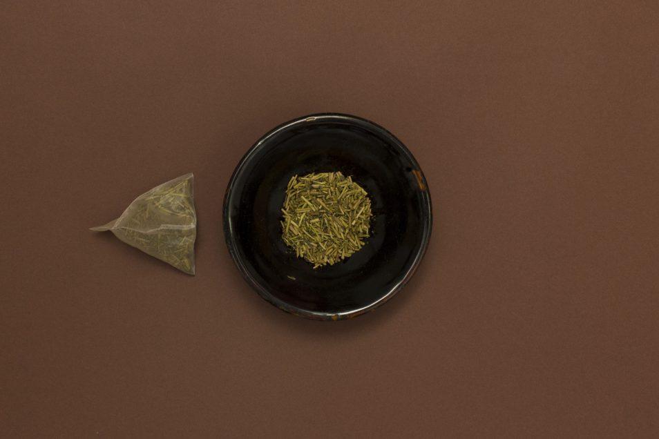 Isshin Den Haag / The Hague: Shop - Japanese - Green Tea - Houjicha: tea bags