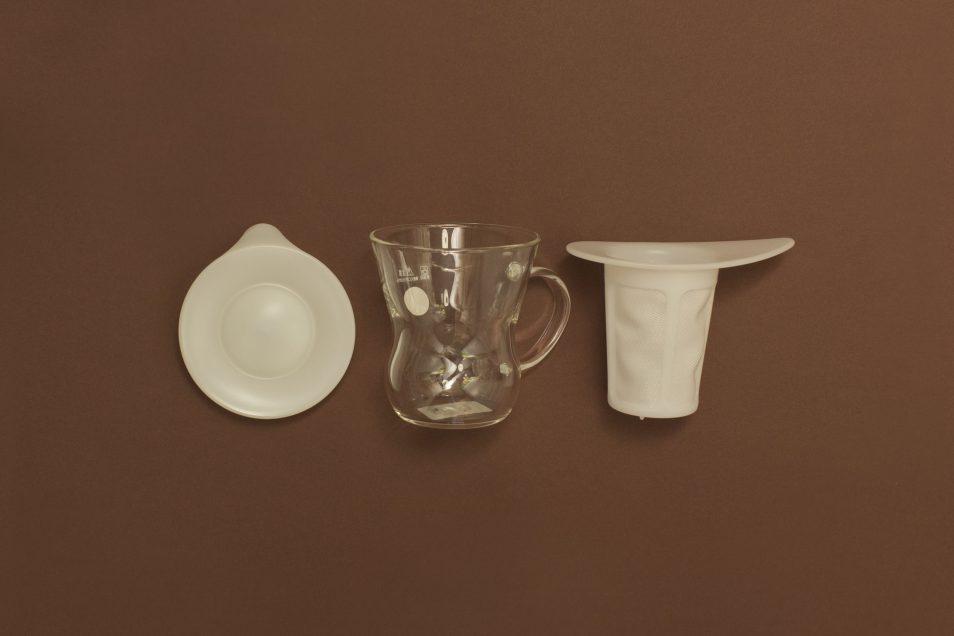 Isshin Den Haag / The Hague: Shop - Japanese - Green Tea - One Cup Tea Maker