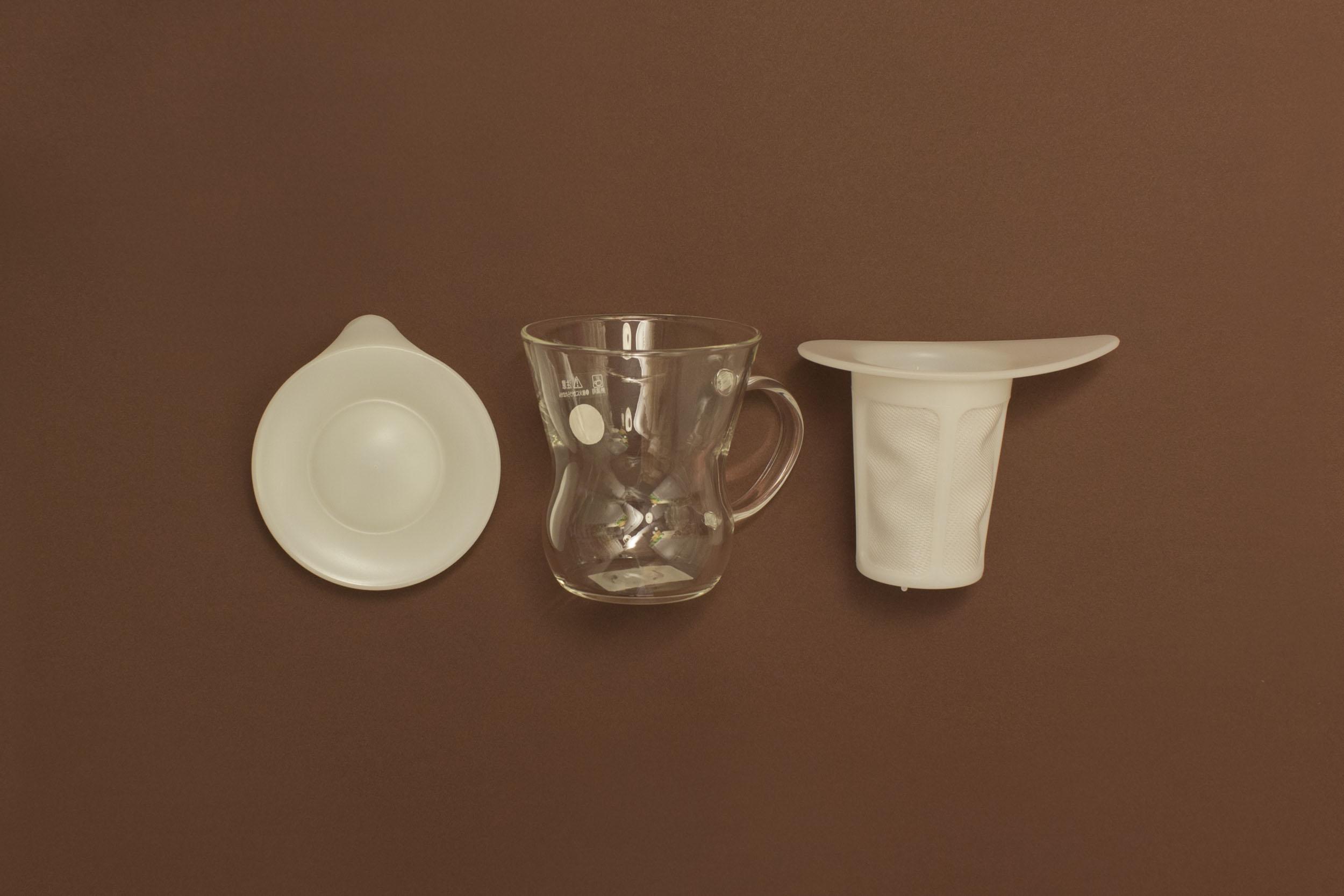 One Cup Tea Maker