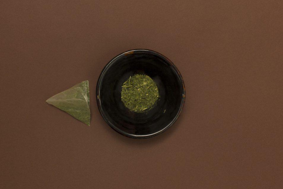 Isshin Den Haag / The Hague: Shop - Japanese - Green Tea - Sencha: tea bags