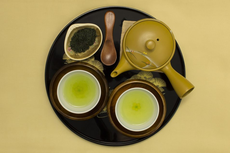 Isshin Den Haag / The Hague: Shop - Japanese - Workshops - Sencha Workshop