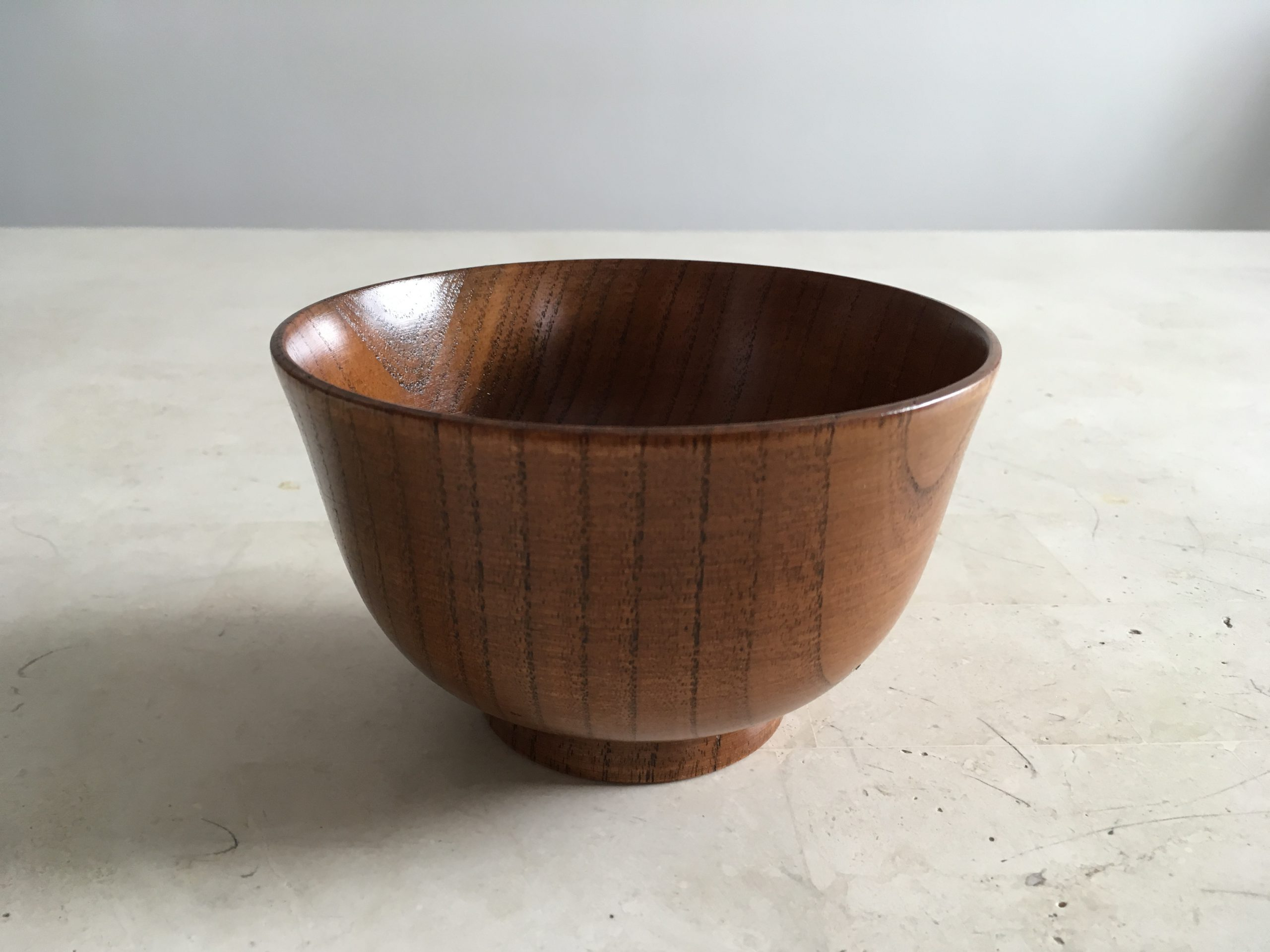 Wooden Lacquerware Bowl